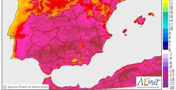 aemet mapa de previsiones