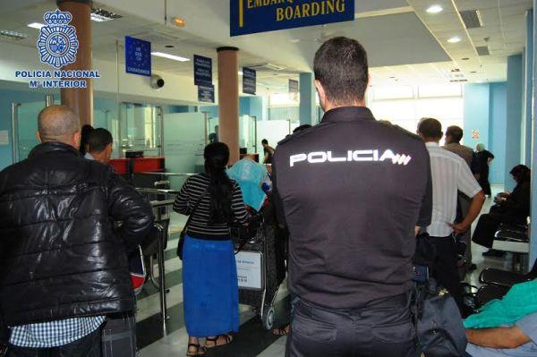 Detienen en el puerto de Almería a un fugitivo de la justicia belga