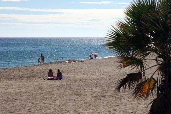 Playa Bancal, Mojácar