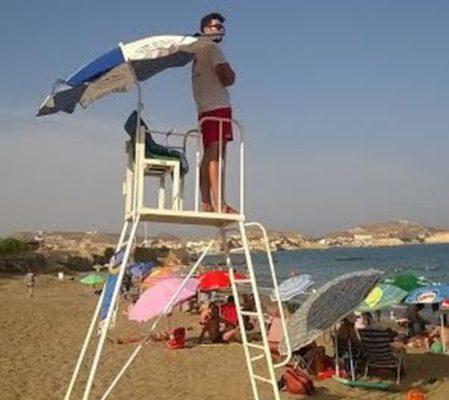 Almería, a la cabeza de Andalucía en número de muertes por ahogamiento