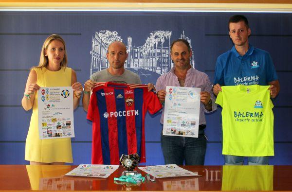 Torneo solidario, Balerma