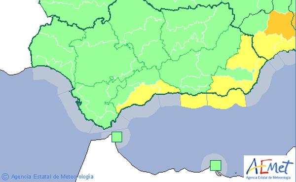 mapa aemet