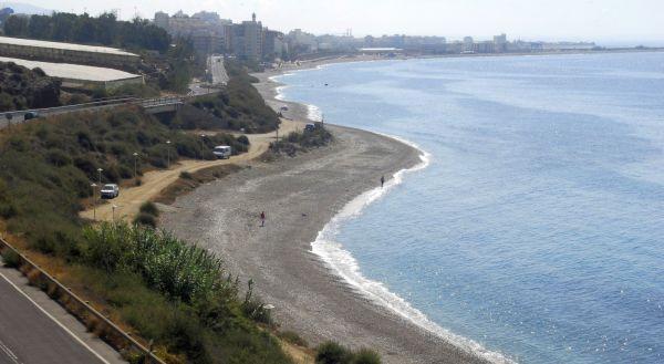 playa La Rana