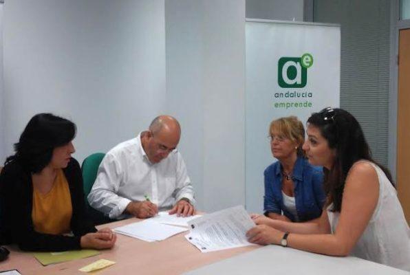 Andalucía emprende