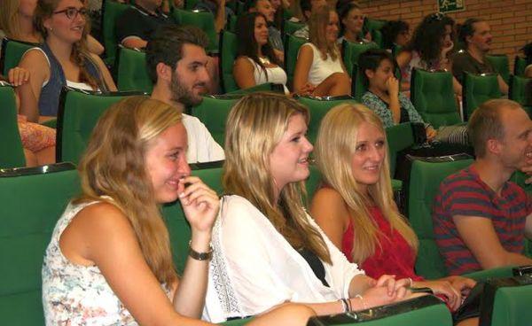 Estudiantes extranjeros UAL