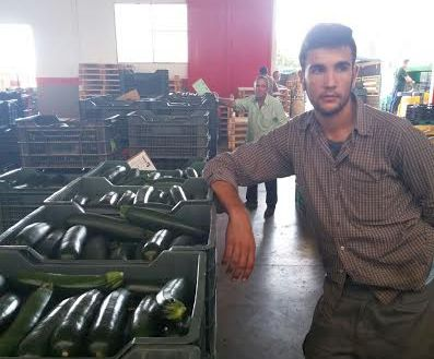 Marcos agricultor