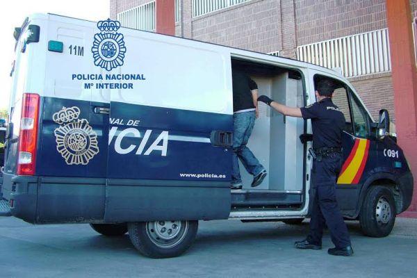 detención fugitivo