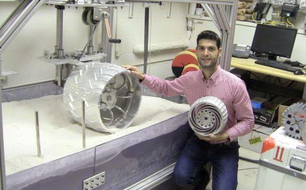 Ingeniero robótica