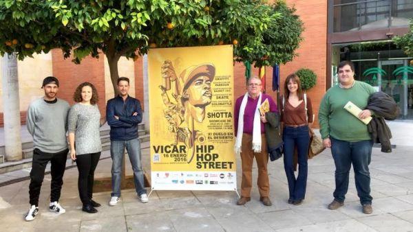 Presentación Hip Hop Street