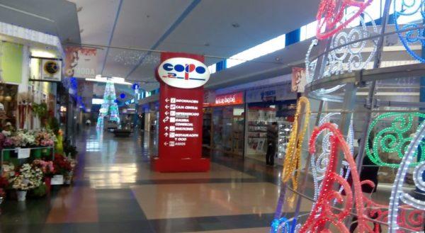 Copo celebra su 20 aniversario con regalos y proyectos de - Centro comercial el ejido ...