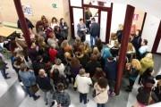Cerca de 10.000 aspirantes se presentan a las oposiciones del SAS  este fin de semana en Almería