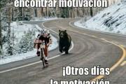 Cuando la motivación te encuentra