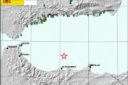 Un terremoto de 6,3 en el mar de Alborán sacude Andalucía y Melilla