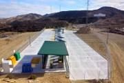 Arboleas recibe las instalaciones de un punto limpio de recogida de residuos urbanos