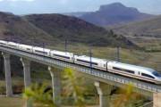El tren de Almería ni pita ni anda