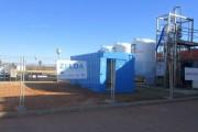 Una planta piloto estudia la desalinización de tipos de salmuera