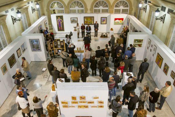 Exposición. Curro Vallejo