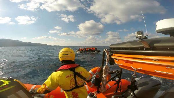 Rescate en el mar. Proactiva 3