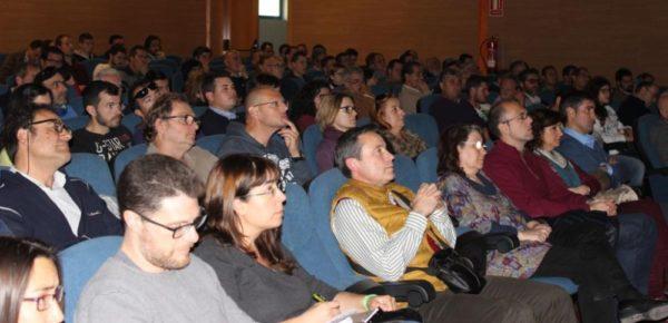 asistentes curso IFAPA