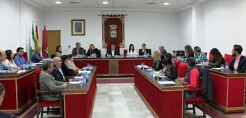 Pleno Ayuntamiento de Adra