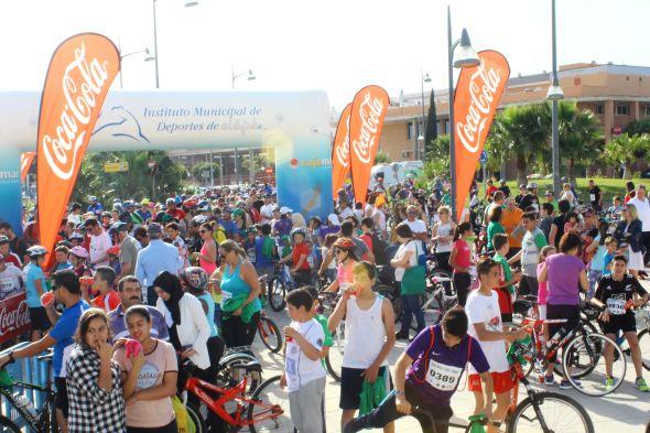 Dia Bicicleta El Ejido