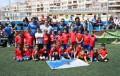 Las Salinas acoge el XVI Torneo de Exhibición Escuelas de Fútbol Prebenjamín y Bebé