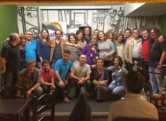 Poetas contra la homofobia
