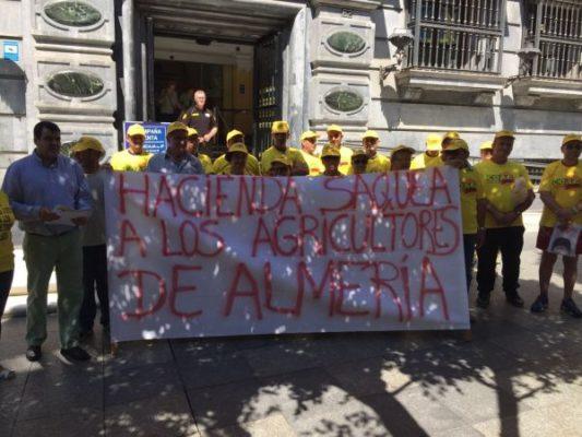 hacienda en almeria: