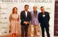 El Festival de Teatro de El Ejido, Premio Lorca de Honor 2016 de las artes escénicas