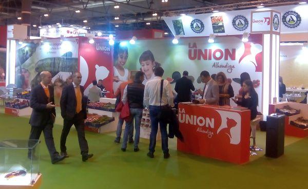 Alhondiga La Union Fruit Attraction
