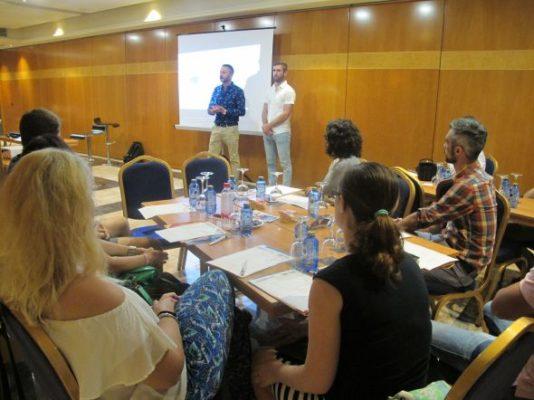 Curso verano Ual emprendimiento social