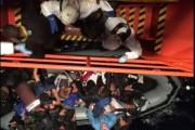 El patrón de una patera que llevó a 22 compatriotas a bordo, en el banquillo de la Audiencia de Almería