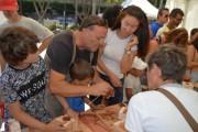 AlfarAlmería inicia a niños y mayores en la artesanía del barro