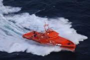 Trasladadas a Almería 33 personas rescatadas a bordo de dos pateras