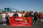 Alhóndiga La Unión regala abonos de la UD Almería entre sus agricultores