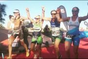 Almerimar acogió el triatlón Trilimit Lago Victoria