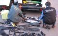 Dos detenidos por pesca submarina en aguas de la reserva de Cabo de Gata