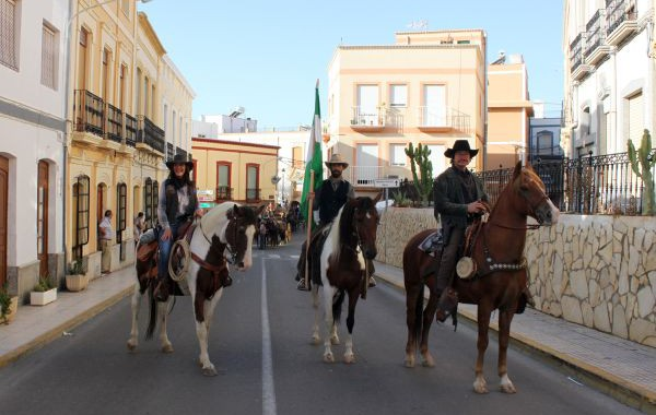 Ocho largometrajes a concurso en la séptima edición del Almería Western Film Festival