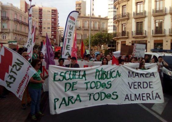 manifestacion-26o-educacioniii. Noelia Márquez Ortiz
