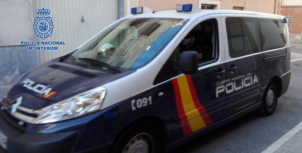 vehiculo-de-la-policia-nacional