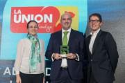 Alhóndiga La Unión consigue el mejor proyecto de innovación y emprendimiento en los IV Premios R