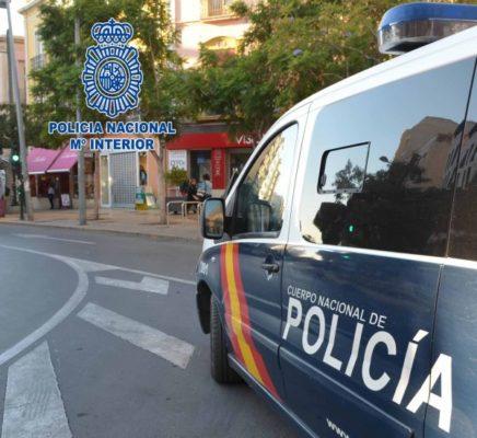 policia nacional ejido