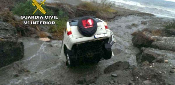 coche-inundaciones