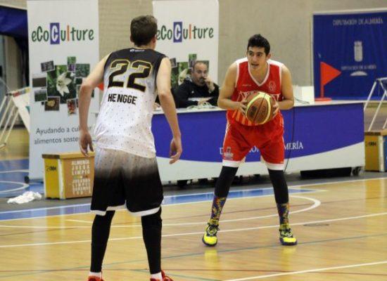 Álvaro Cano, CB Almería