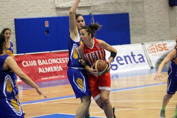 Alicia González, CB Almería