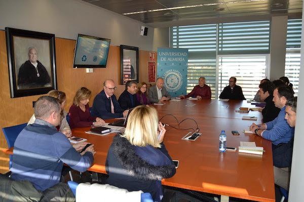Comisión Sostenibilidad ambiental UAL