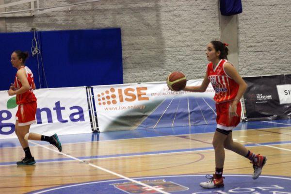 Conchi Satorre, CB Almería