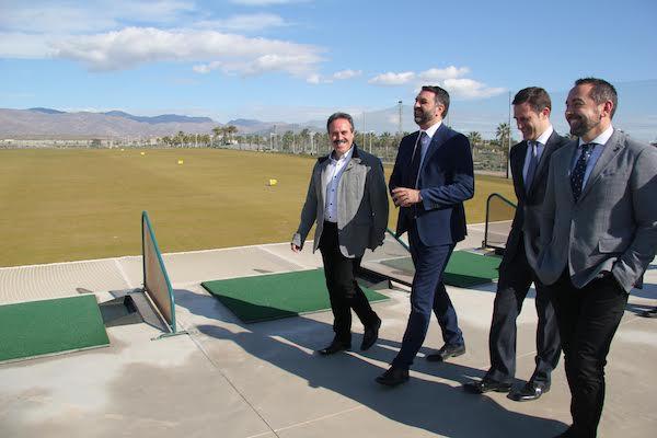 Escuela de Golf El Toyo
