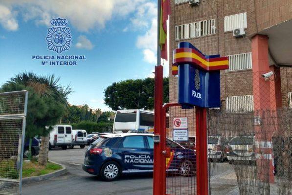 Policía Nacional Almería