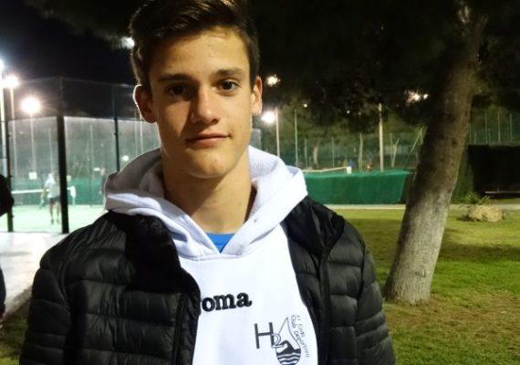 Raúl Navarro, Club H2O